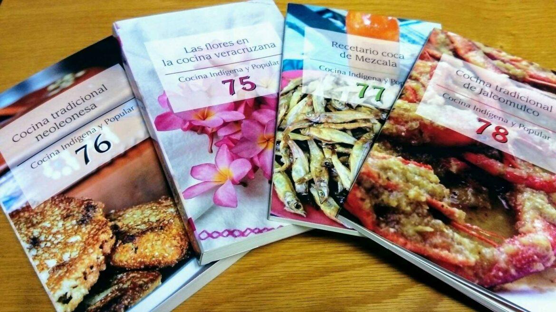 DESCARGA 17 Recetarios de la Colección Cocina Indígena y Popular